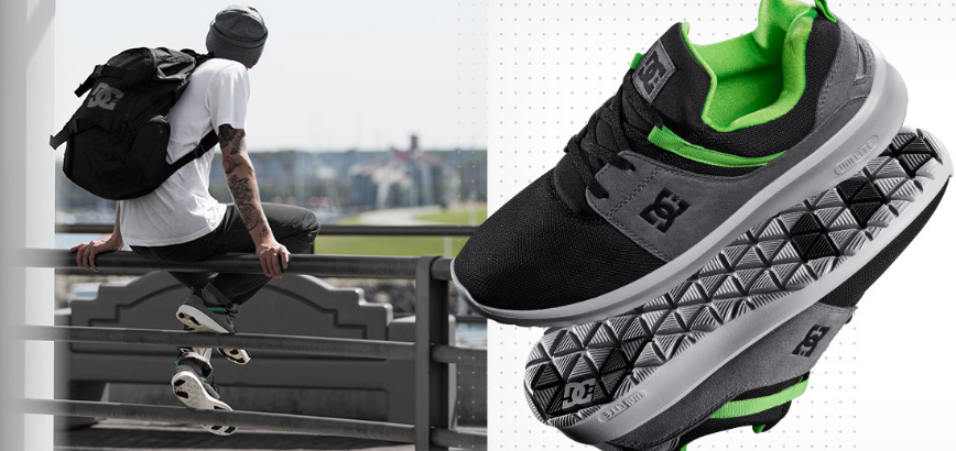 Акции DC Shoes в Коломне